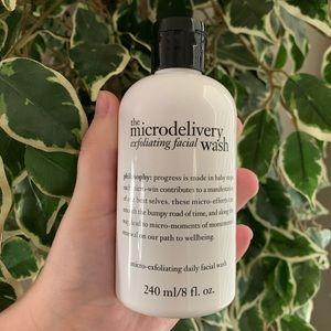 Philosophy Exfoliating Facial Wash